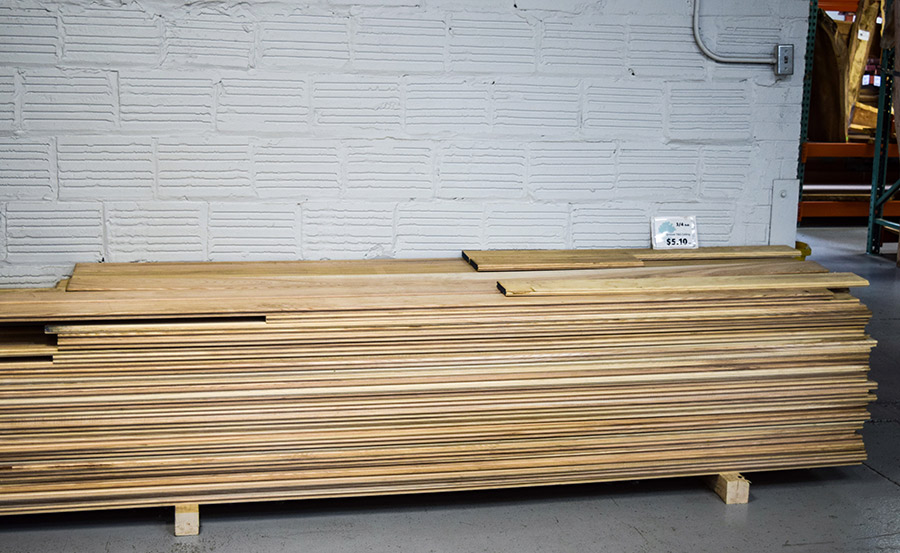 Hardwood Decking Amp Lumber Deals