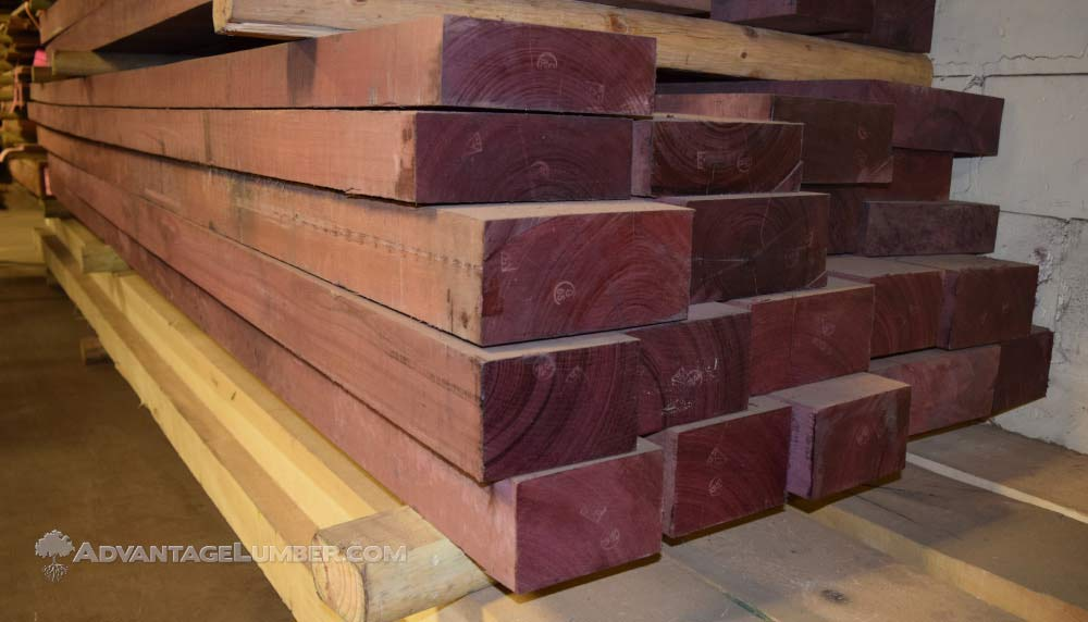 Jatoba Blanks Brazilian Cherry