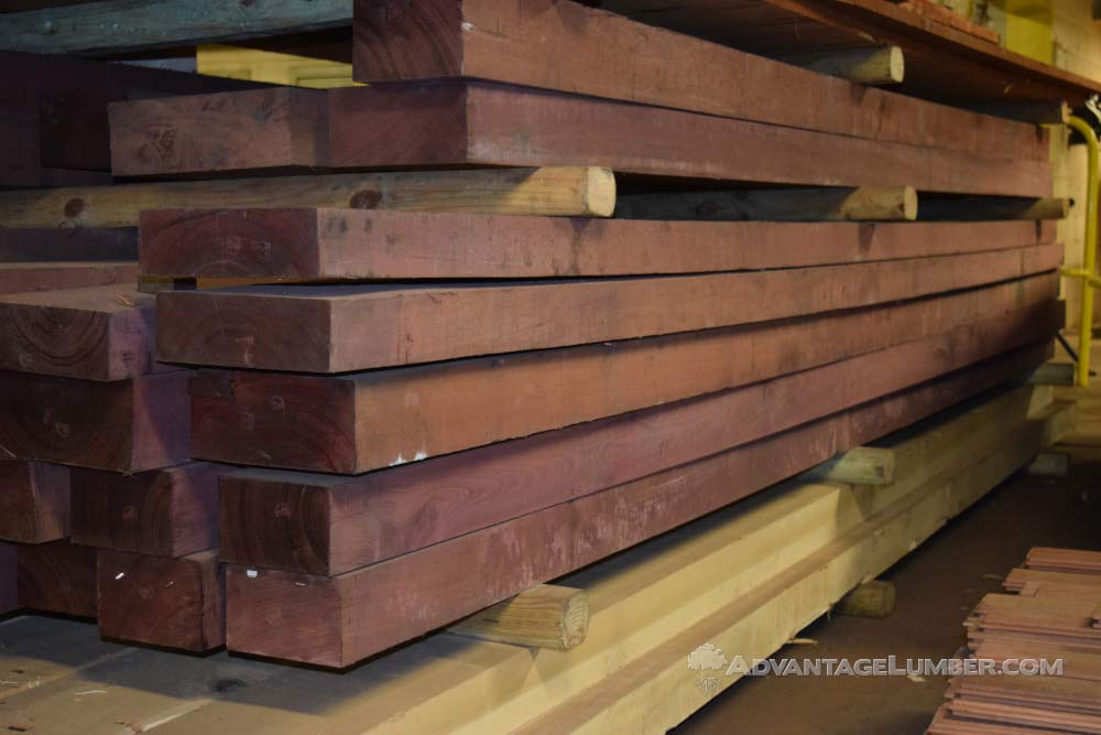 Purpleheart Lumber