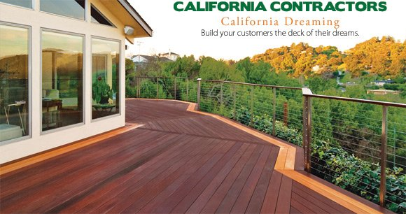 california deck contractors