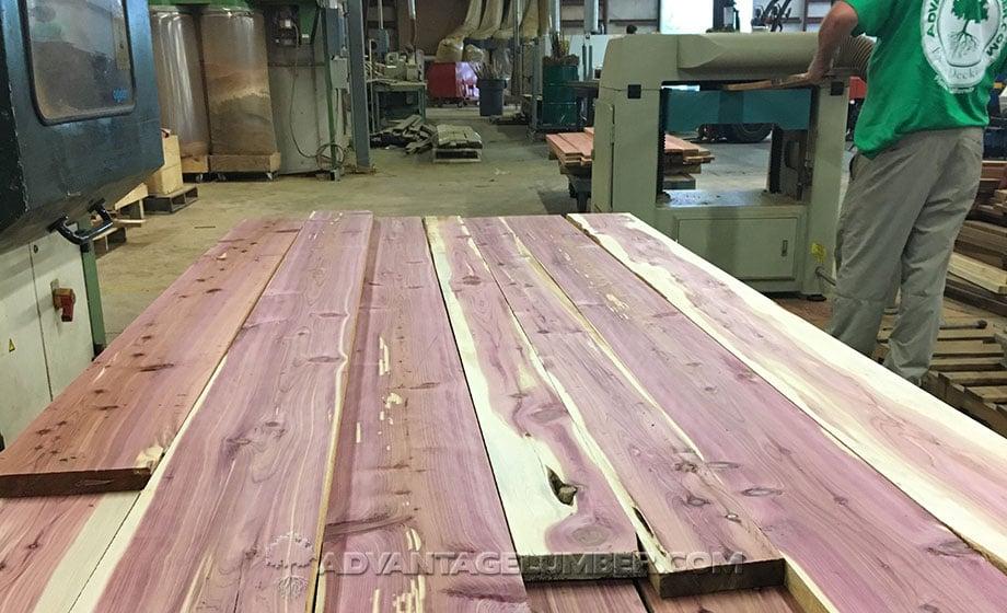 Cedar Lumber Aromatic Cedar Lumber