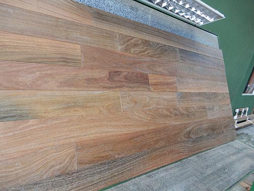 Organic Color Cumaru Flooring