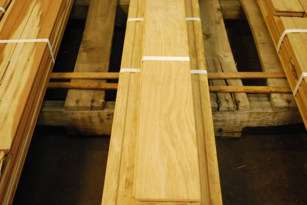Prefinished Hickory Flooring