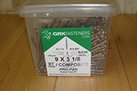 Composite Screw