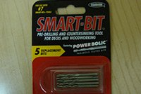 Smart-Bit Replacement Bits
