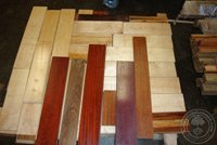 Mixed Prefinished Flooring