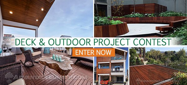 Deck & Outdoo Project Contest