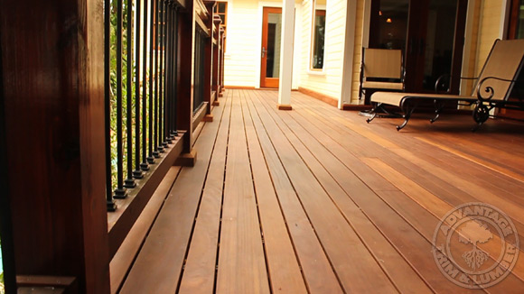 Wood Porch, Hardwood Porch & Cumaru Decking