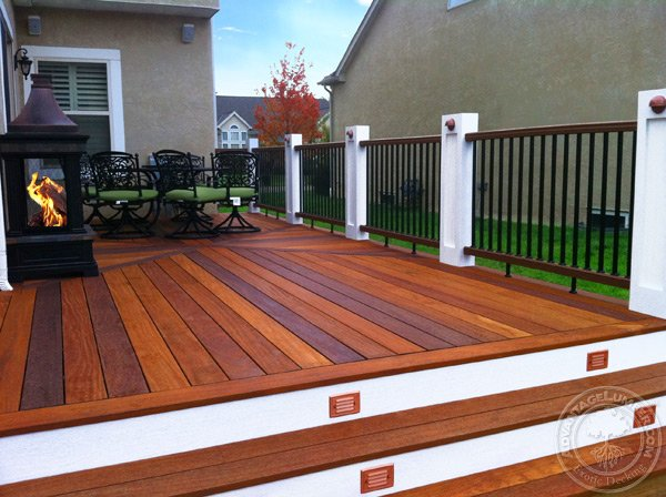 Porch Vs Deck Which Is The More Befitting For Your Home: Cumaru Decking Gallery