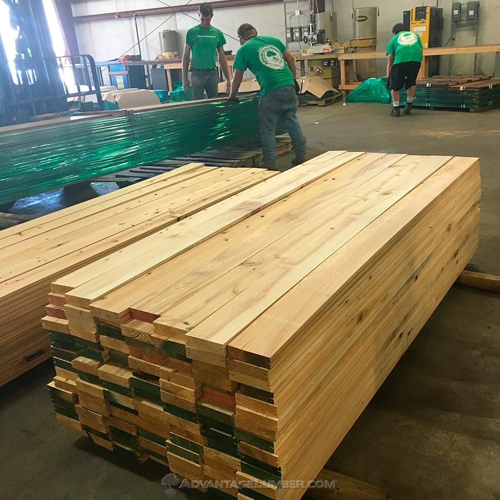 Cypress Wood - Cypress Decking - Cypress Ceiling Planks