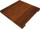 20x20 anti-slip ipe deck tile