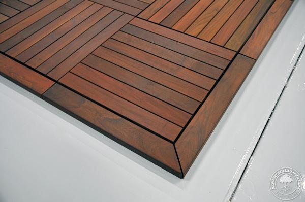 Deck Tiles Ipe Wood Deck Tiles