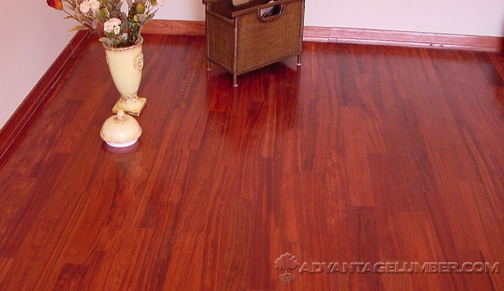 Bubinga Wood Flooring