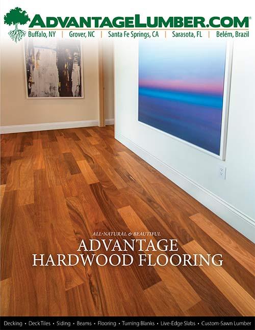 Exotic Hardwood Flooring At Factory
