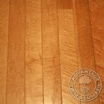 Bird's Eye Maple flooring