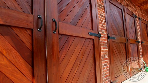 Spend the Money Once and Youu0027d Be Satisfied  & Wood Doors - Ipe Hardwood - Florida