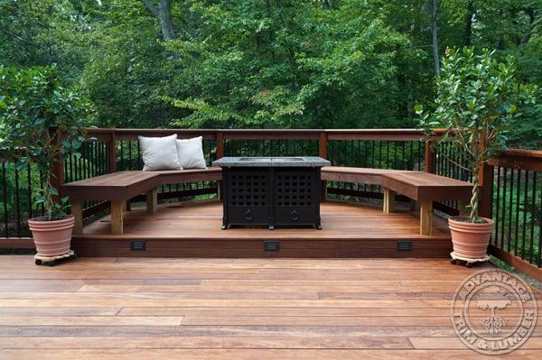 Ipe decking gallery ipe deck pictures ipe deck photos - Outdoor patio design ideas ...