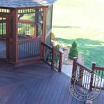 Ipe Deck and gazebo