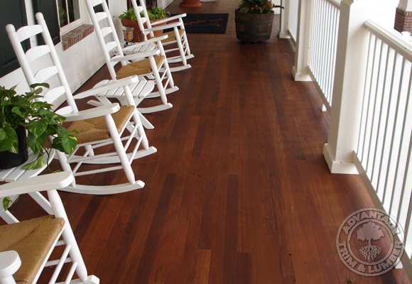 ipe tongue and groove porch decking gallery