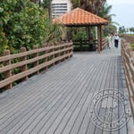 Ipe Decking Commerical