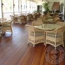 Florida wood decking