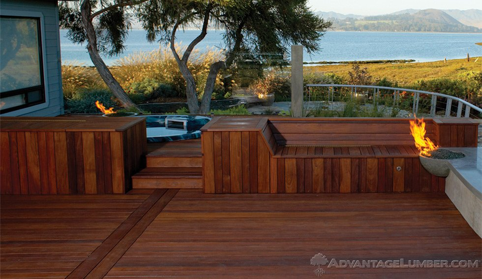 Ipe Decking Ipe Wood Ipe Deck Price Lumber