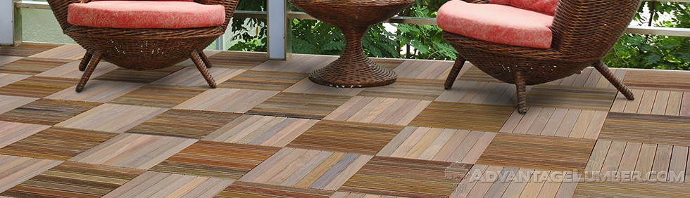 decking tiles gallery
