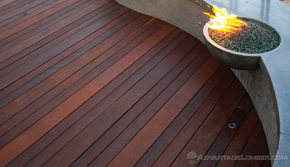 Ipe Decking Installation Ipe Deck Install