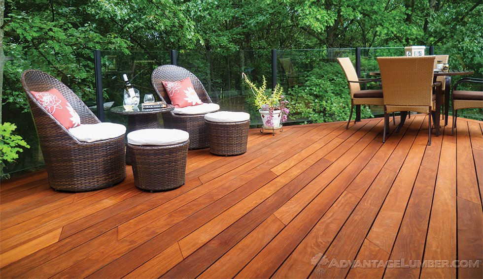 Hardwood Decking & Lumber Specials - Decking & Lumber Sale
