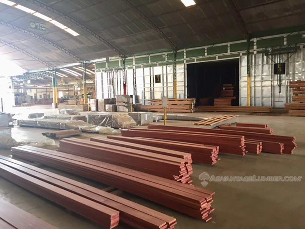 milling odd size decking