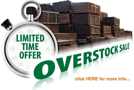 Buy Hardwood On Sale From Advantage Trim & Lumber Company