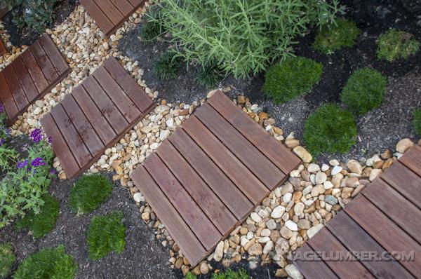 Outdoor Shower Amp Deck Tile Stepping Stones Florida
