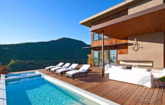 Sustainable wood decking for california homes for Sustainable decking