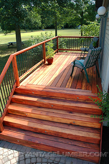 tigerwood decking buffalo NY