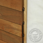 Rainscreen Wood Siding