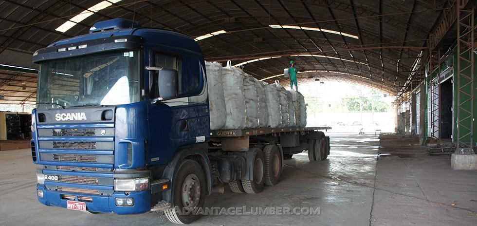 Advantage Tours - Brazilian Lumber Mill
