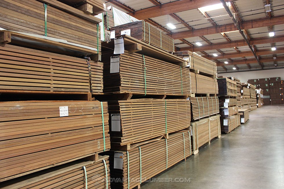 decking warehouse california