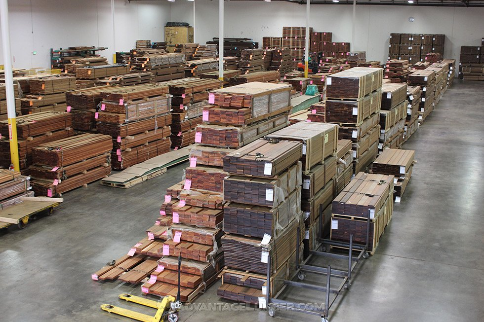 california decking warehouse