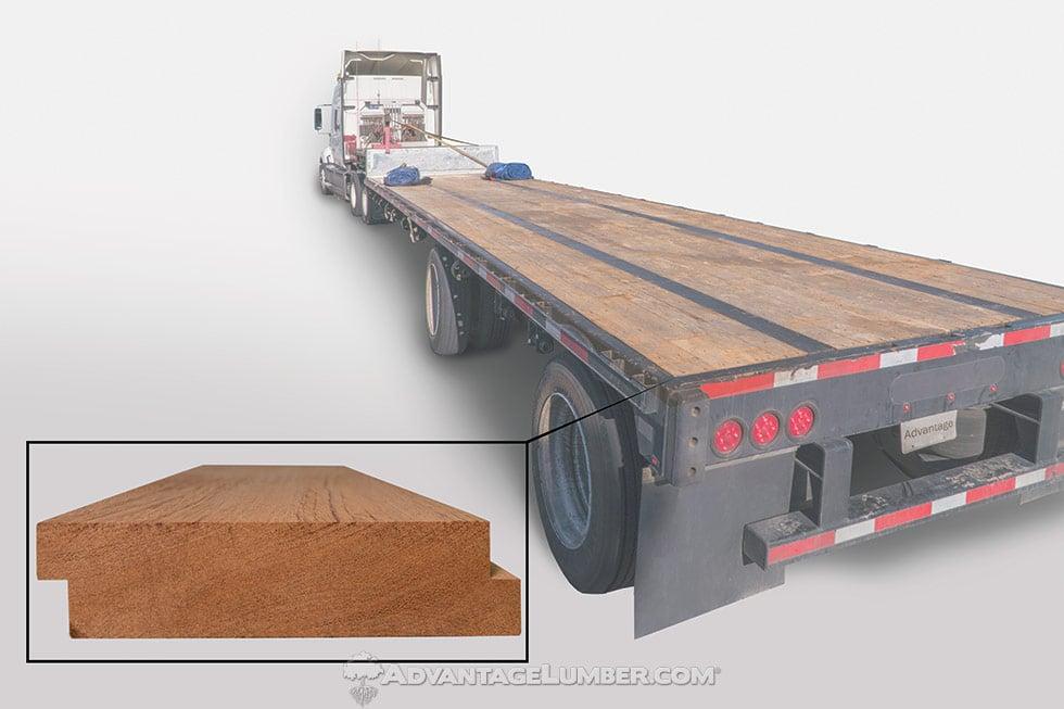 trailer decking