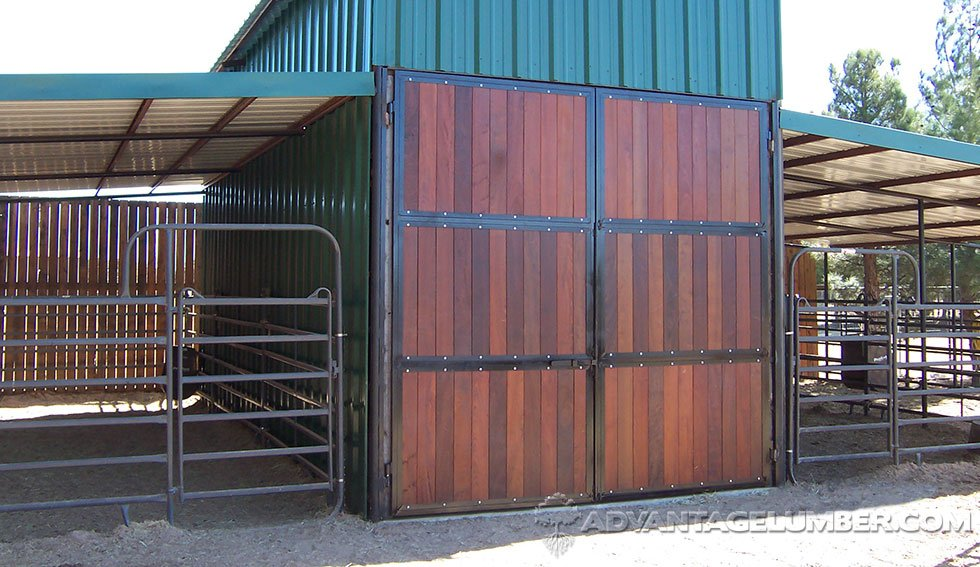 Ipe doors texas