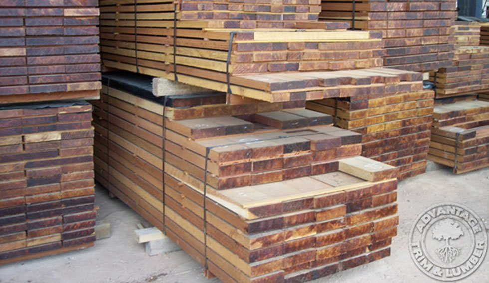 Domestic Hardwood Lumber And Exotic Hardwood Lumber