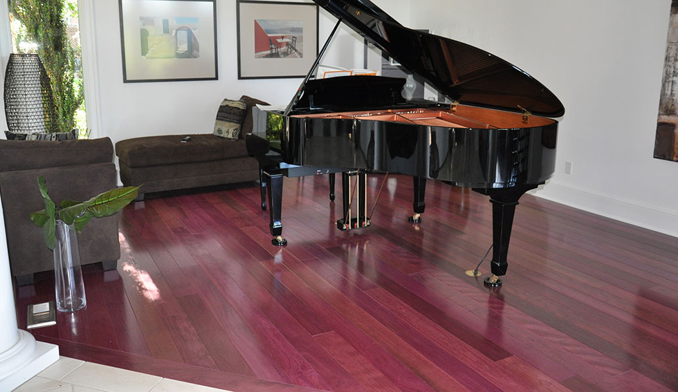 Exotic hardwood flooring at factory direct prices for Wood floor factory