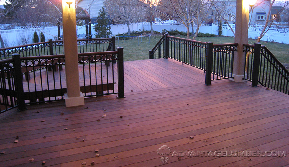 Ipe Wood Deck Lehi Utah