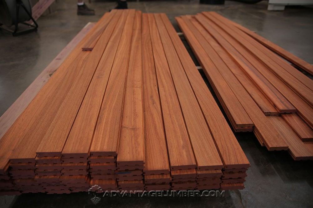 African Padauk Lumber