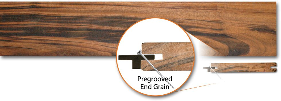 Tigerwood Decking Board